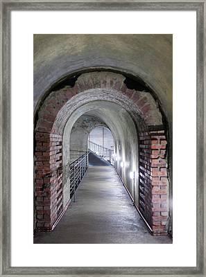 Germany, Bavaria, Obersalzberg, Former Framed Print by Walter Bibikow