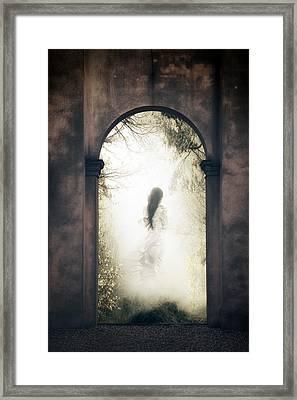 Ghost Framed Print