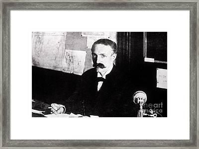 Gifford Pinchot American Framed Print