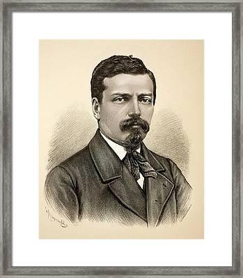 Giovanni Schiaparelli Framed Print