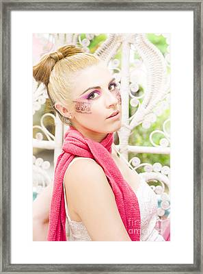 Glamour Framed Print by Jorgo Photography - Wall Art Gallery