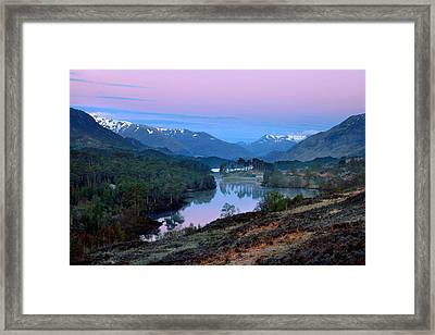 Glen Affric Framed Print