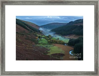 Glenmacnass 2 Framed Print by Michael David Murphy