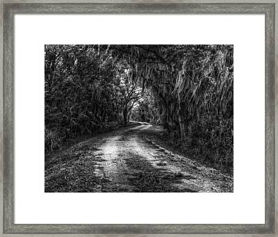 Going Home Framed Print by David Mcchesney