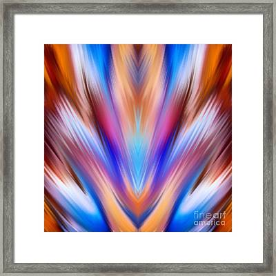 Going Up Framed Print by Gayle Price Thomas