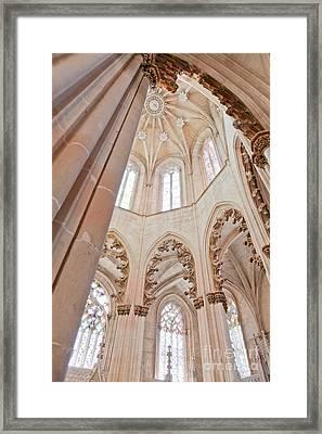 Gothic Masterpiece Framed Print by Jose Elias - Sofia Pereira