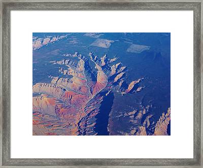 Grand Canyon 4 Framed Print by Larry Campbell