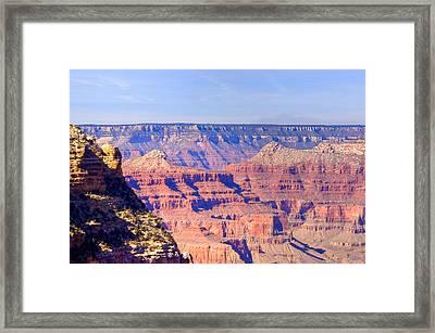 Grand Canyon 40 Framed Print