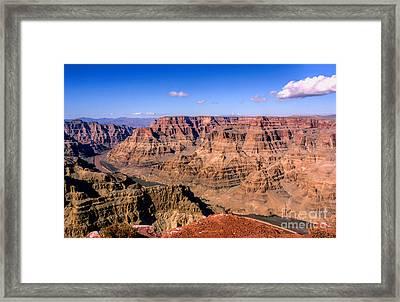Grand Canyon Framed Print by Lynn Bolt