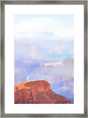 Grand Canyon Framed Print by SM Shahrokni