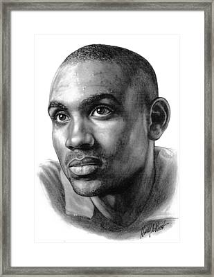 Grant Hill Framed Print