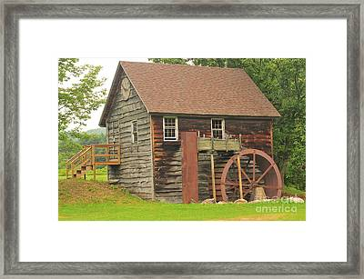 Granville Mill  Framed Print by Catherine Reusch Daley