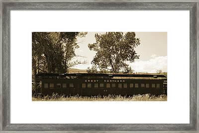 Great Northern Framed Print