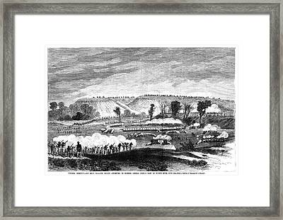 Great Sioux War, 1876 Framed Print by Granger