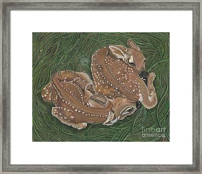 Gred And Forge Framed Print
