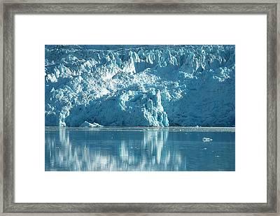 Greenland, Qaleraliq Glacier Framed Print by David Noyes