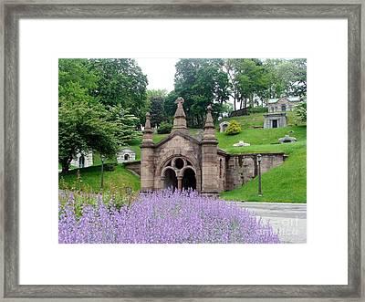 Greenwood Beauty Framed Print