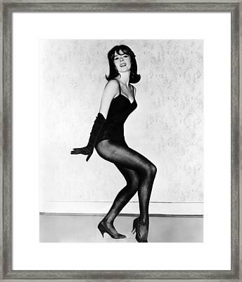 Gypsy, Natalie Wood, 1962 Framed Print