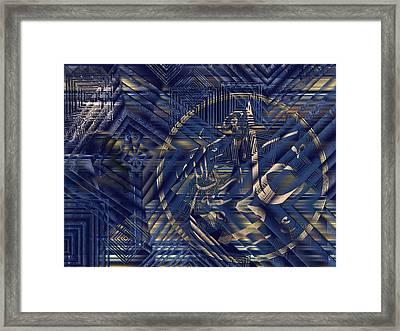 Hagia Sophia Framed Print by Ayhan Altun