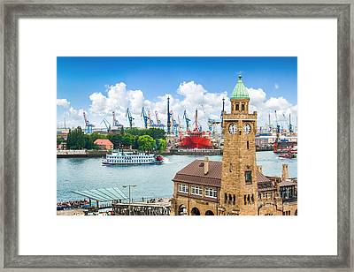 Hamburg Speicherstadt Framed Print by JR Photography