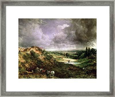 Hampstead Heath Framed Print