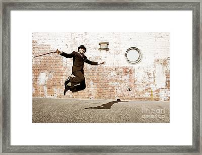 Happiness Is A Dance Framed Print by Jorgo Photography - Wall Art Gallery