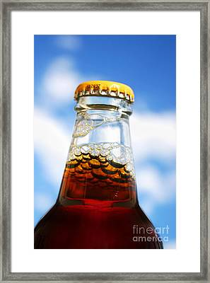 Happy New Beer Framed Print by Jorgo Photography - Wall Art Gallery