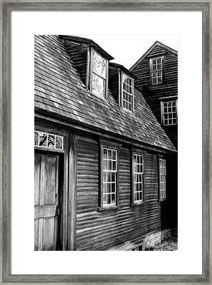 Hartwell Tavern 4 Framed Print