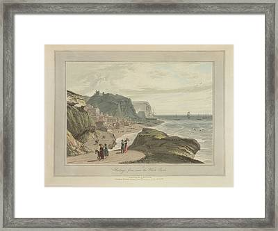 Hastings Framed Print by British Library