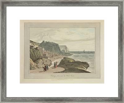Hastings Framed Print