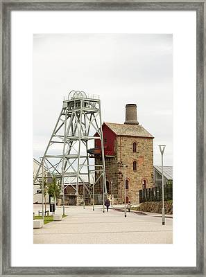 Heartlands Framed Print