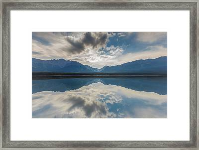 Heaven On Earth Framed Print by Laura Bentley
