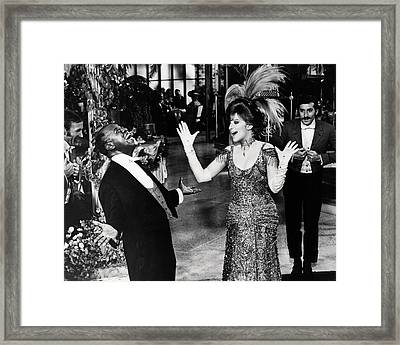 Hello, Dolly!  Framed Print by Silver Screen