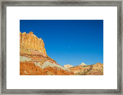 Hello World Framed Print by Kunal Mehra