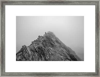 Helvellyn Framed Print