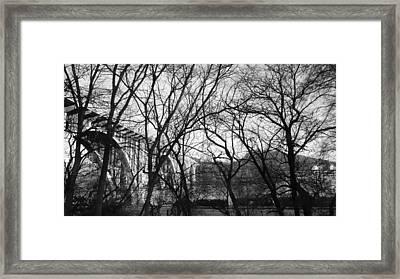 Henley Street Framed Print