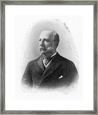 Henry Osborne Havemeyer (1847-1907) Framed Print