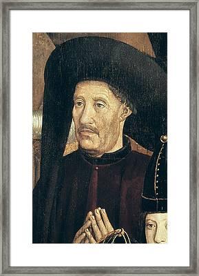 Henry The Navigator 1394-1460 Framed Print by Everett