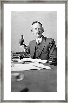 Herbert Jennings Framed Print