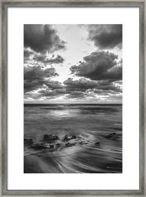 Here We Go Framed Print by Jon Glaser