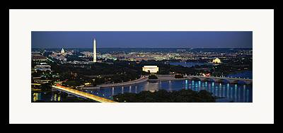 Lincoln Memorial Framed Prints