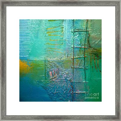High Tide Framed Print by Lisa Schafer