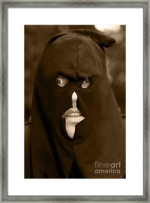 Historical Headsman Framed Print by Jorgo Photography - Wall Art Gallery