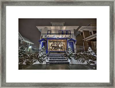 Hitsville Usa Framed Print