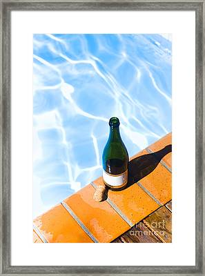 Holiday Resort Concept Framed Print by Jorgo Photography - Wall Art Gallery