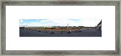 Hollywood Casino At Charles Town Races - 12121 Framed Print by DC Photographer