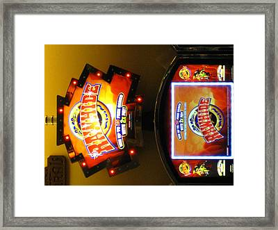 Hollywood Casino At Charles Town Races - 12124 Framed Print by DC Photographer