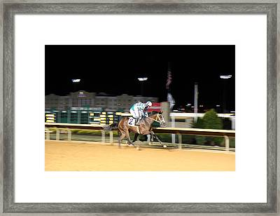 Hollywood Casino At Charles Town Races - 12128 Framed Print by DC Photographer