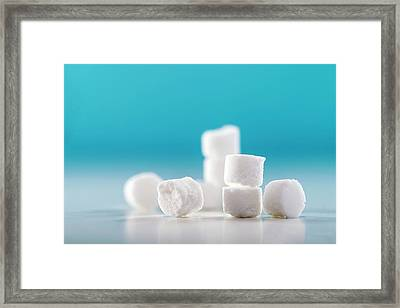 Homeopathic Pills Framed Print