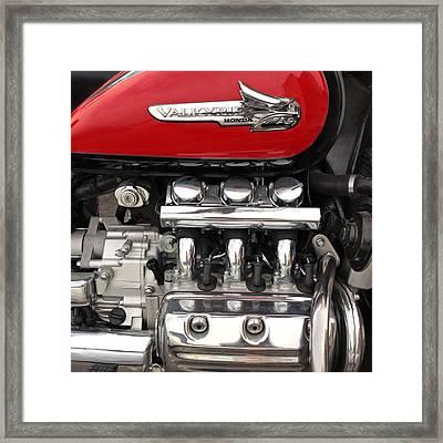 Honda Valkyrie Framed Print by Don Spenner